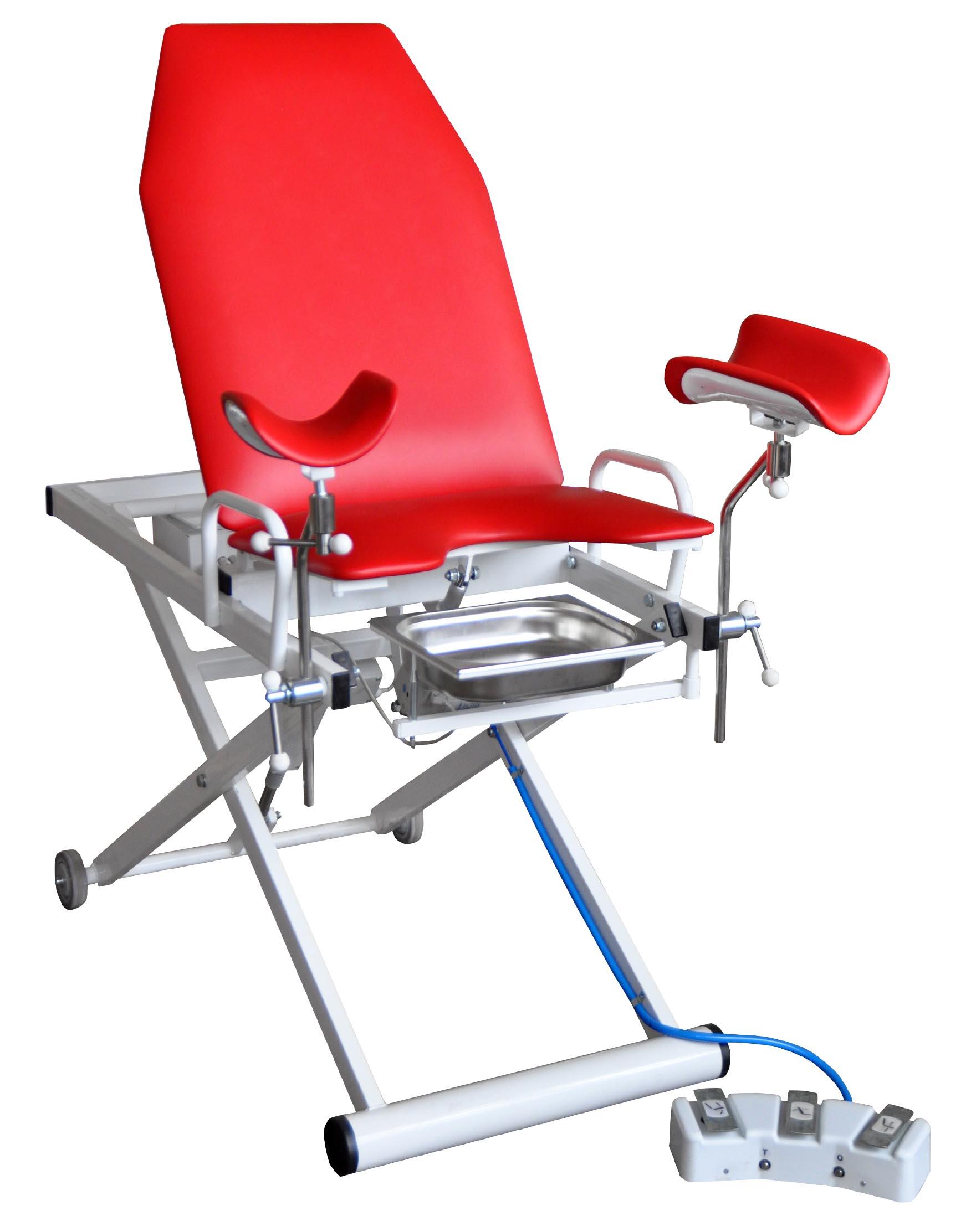 Кресло гинекологическое-урологическое электромеханическое «Клер» модель