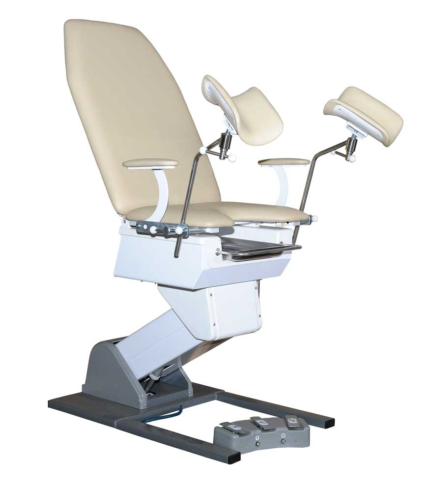 Кресло гинекологическое-урологическое электромеханическое «Клер»